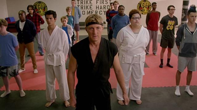 Cobra Kai: Faire revivre Karate Kid 34 ans plus tard
