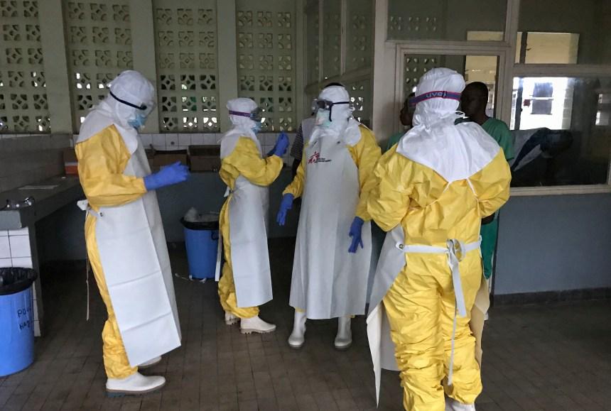 Le Congo confirme 30 infections au virus Ebola