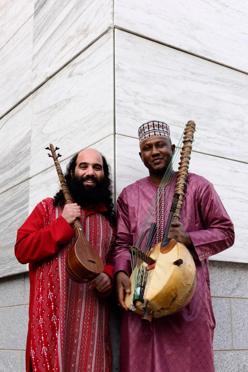 Mélange des cultures musicales