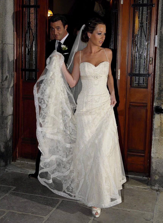Mariage royal: le couronnement de Jessica Mulroney