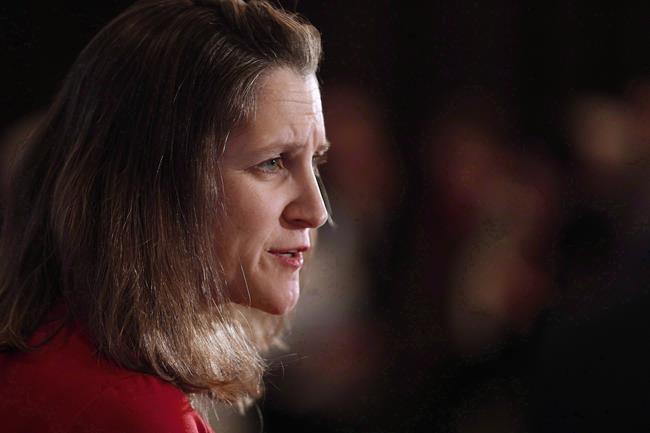 On ignore si Kiev a acheté des armes au Canada
