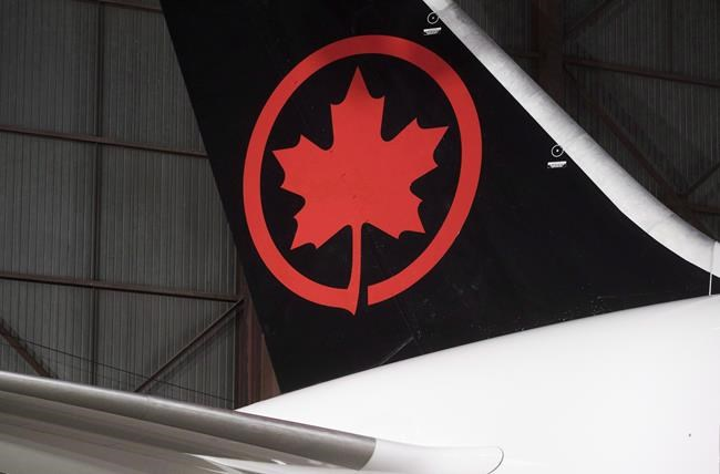 Un tiers des vols d'Air Canada en retard en 2018