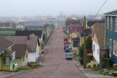 À Saint-Pierre-et-Miquelon avec sa voiture