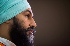 Le nouveau chef de cabinet de Singh critiqué