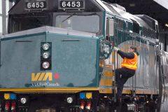 Le fédéral veut des enregistreurs à bord des locomotives
