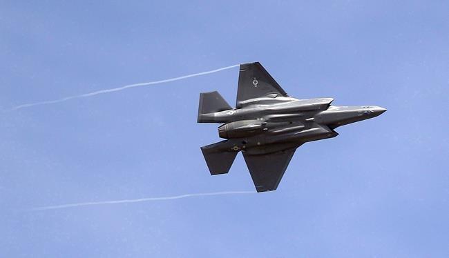 Pas question pour Ottawa de se retirer du programme des F-35