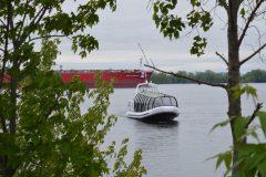 Des navettes fluviales difficilement accessibles aux personnes à mobilité réduite
