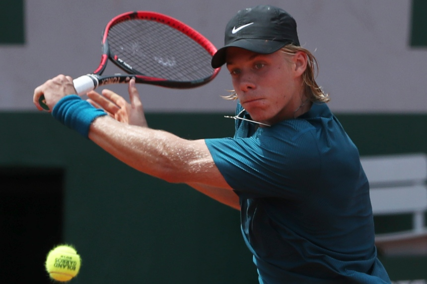 Internationaux de France: Shapovalov éliminé
