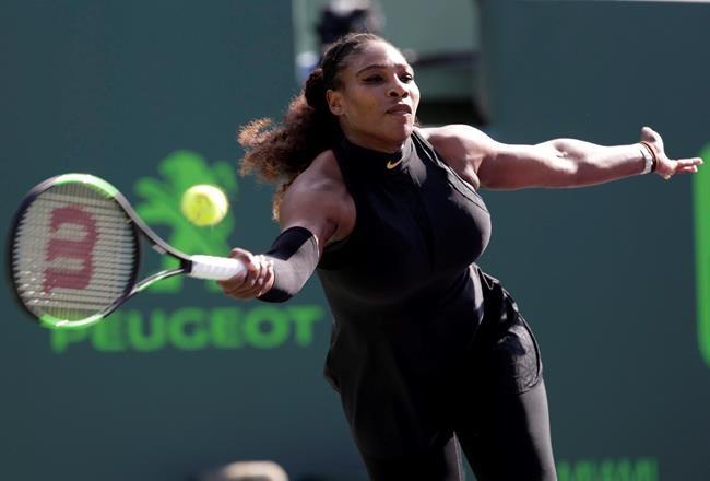 Serena Williams ne sera pas tête de série à Paris
