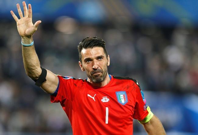 Gianluigi Buffon quittera la Juventus