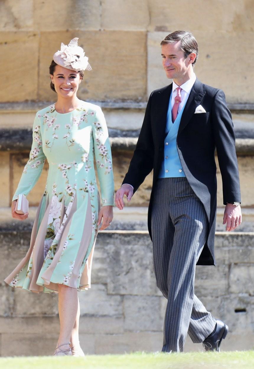 Mariage royal: des invités hollywoodiens arrivent à Windsor