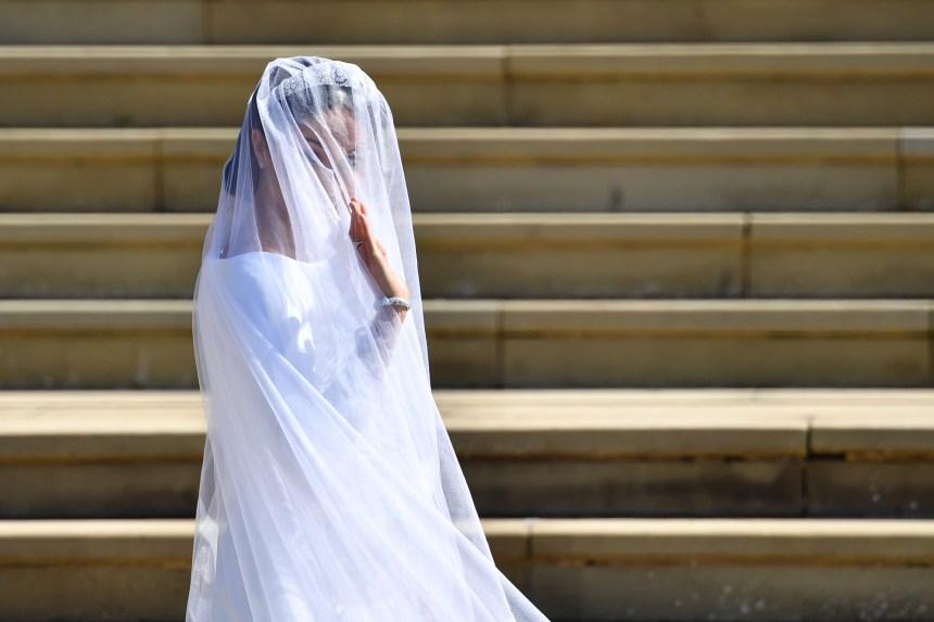 Mariage royal: ce que portait Meghan Markle
