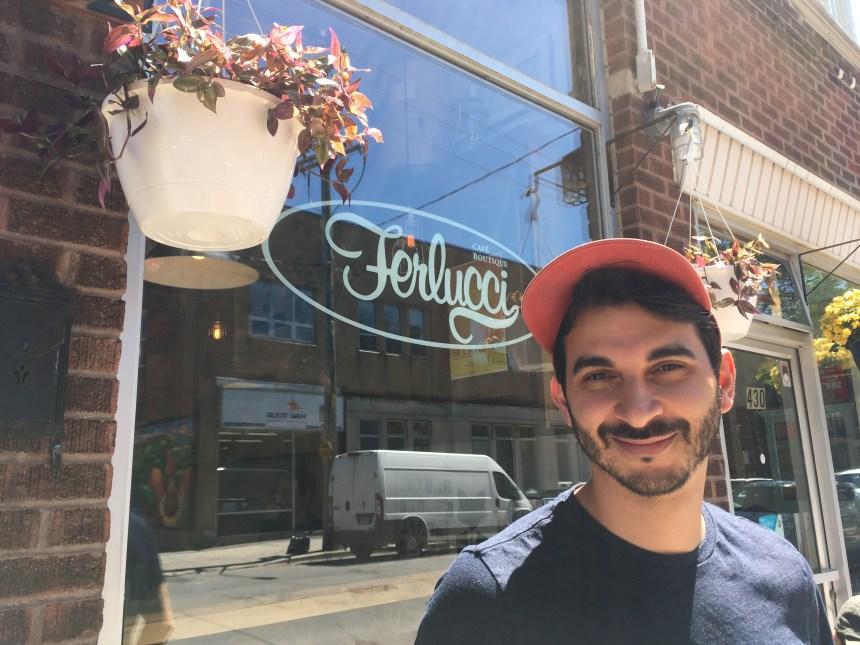 Café Ferlucci: un décor unique et une ambiance conviviale