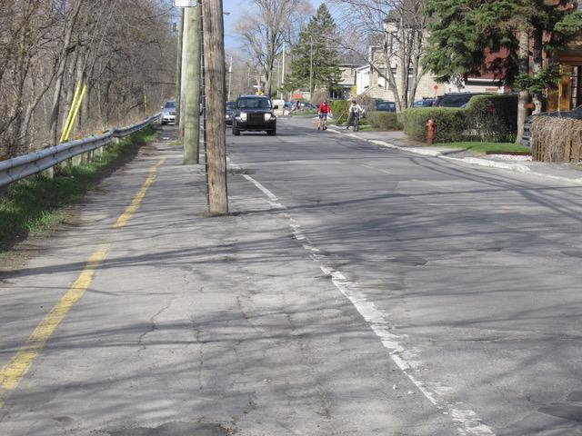 Le boulevard Gouin devrait terminer en tête du classement des pires routes du Québec