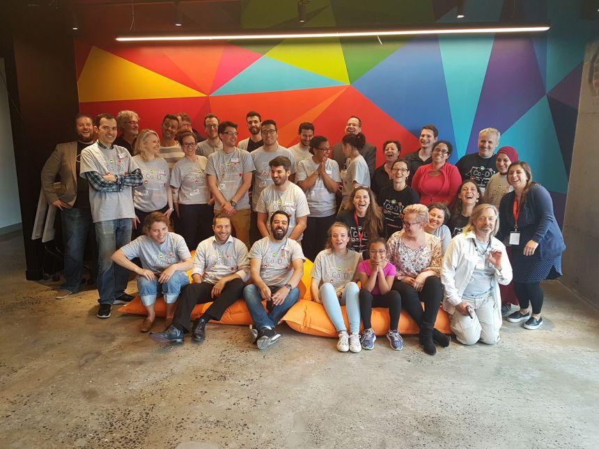 Un premier hackathon pour l'employabilité