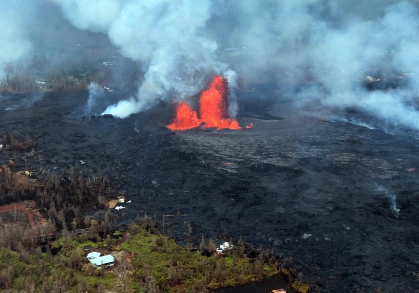 Hawaï: l'éruption de Kilauea prend de l'ampleur