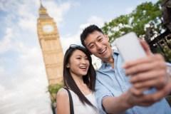 Les pays européens les plus visités par les touristes chinois en 2017