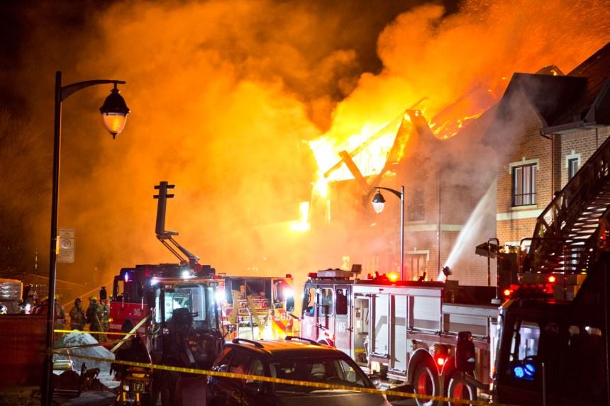 Un incendie fait un mort à LaSalle