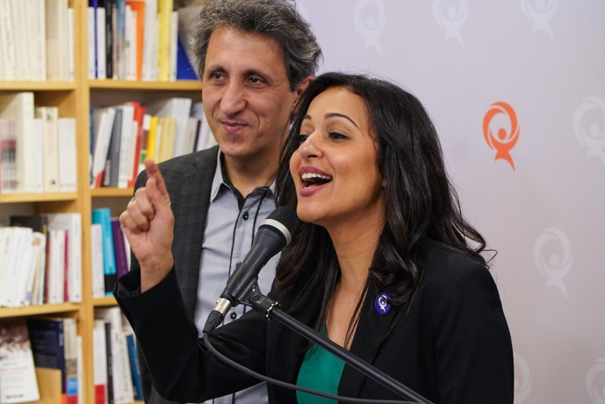 Ruba Ghazal défendra le thème de l'environnement