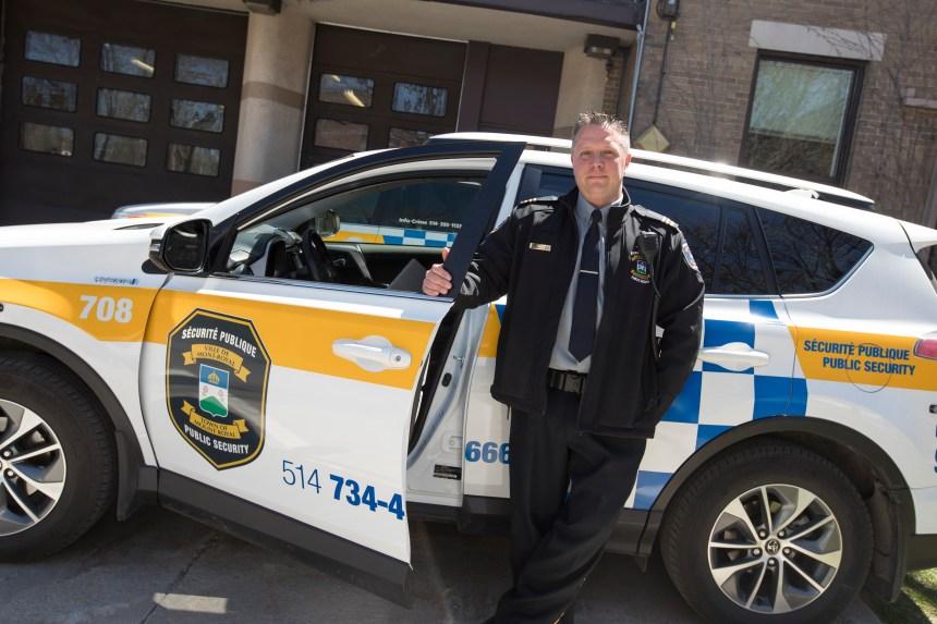 Ian Mainville: Prévenir le crime