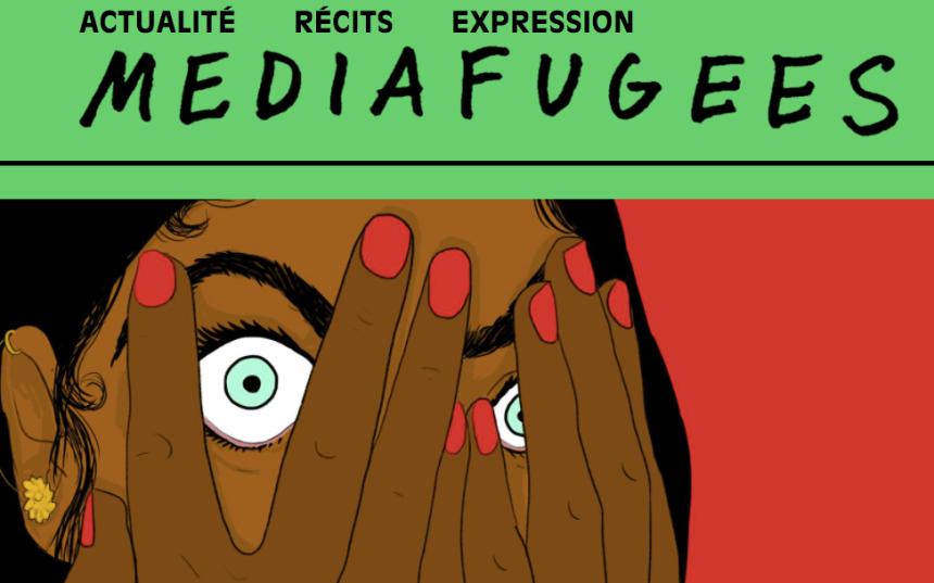 Mediafugees, l'exil raconté par ceux qui le vivent