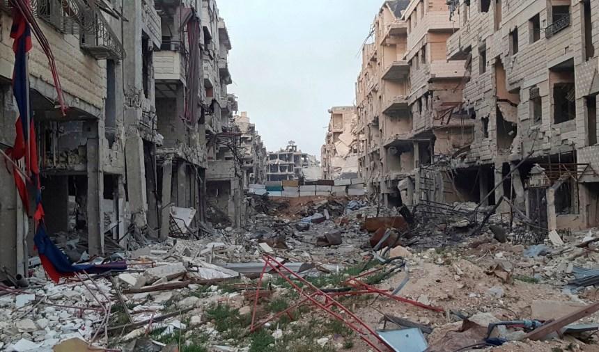 Human Rights Watch accuse la Syrie de décourager le retour des réfugiés