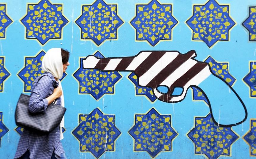 Washington menace l'Iran de sanctions «historiques»