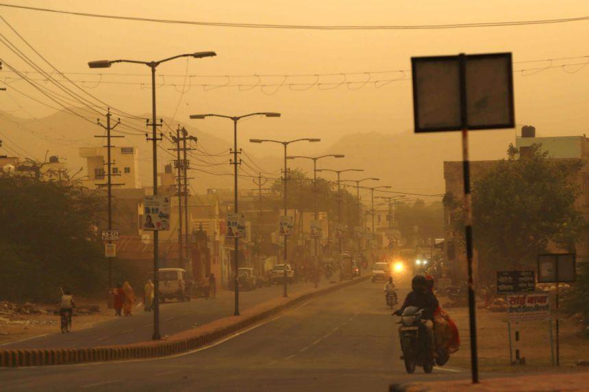 Des tempêtes font au moins 43 morts en Inde