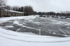 Anneau de glace à Montréal: l'option d'une installation permanente privilégiée