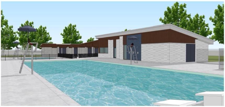 Une deuxième piscine publique