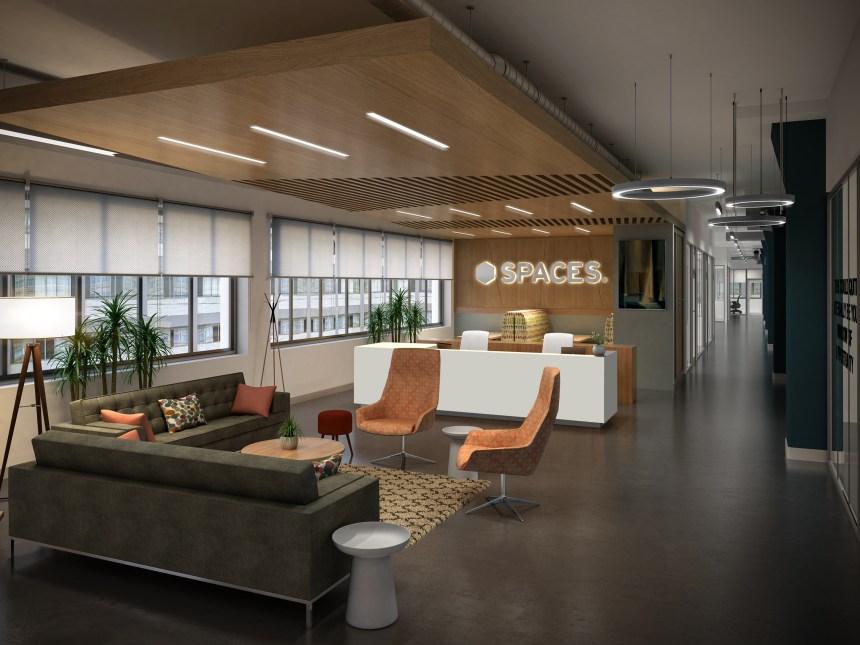 SPACES: un nouvel espace de travail dans le Mile End