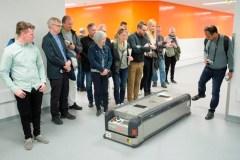 Des Suédois visitent le CHUM et ses innovations
