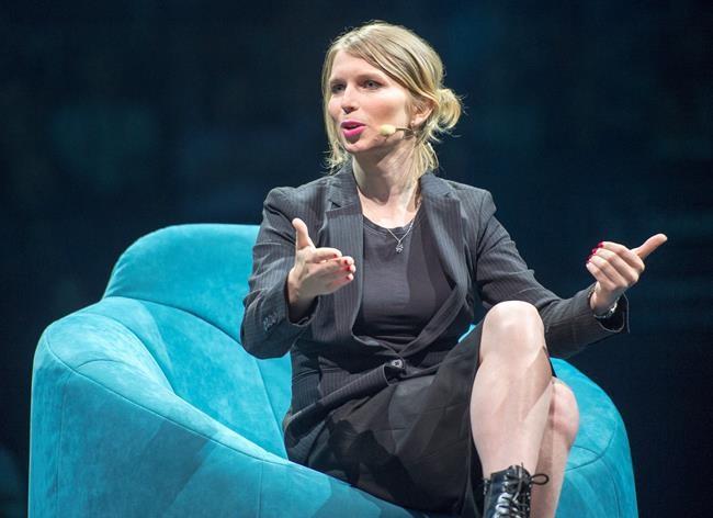 C2: Chelsea Manning plaide pour le pouvoir citoyen