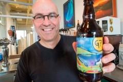 La bière La G7 servie dans Charlevoix
