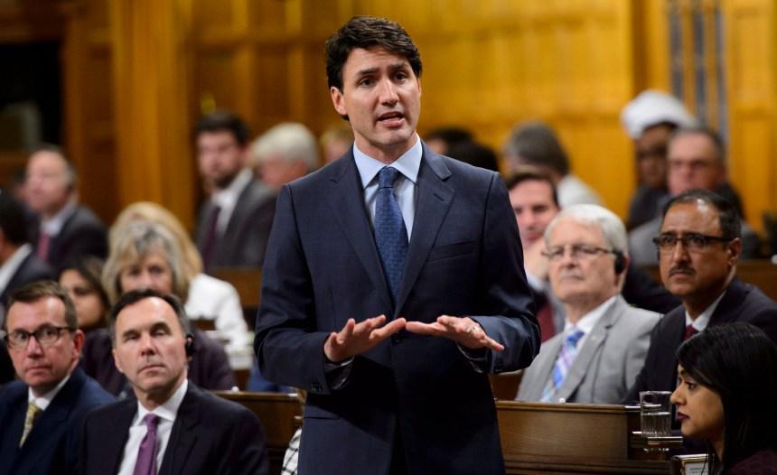 Trudeau: non à la déclaration de revenus unique
