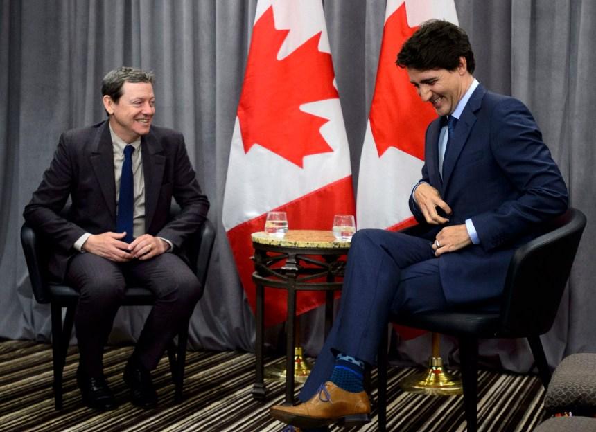 Trudeau prêche le libre-échange aux États-Unis