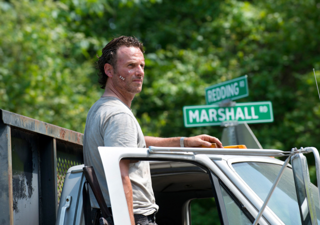Andrew Lincoln quitte The Walking Dead