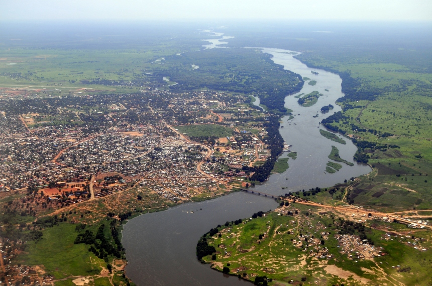 Trois pays se disputent les ressources du Nil