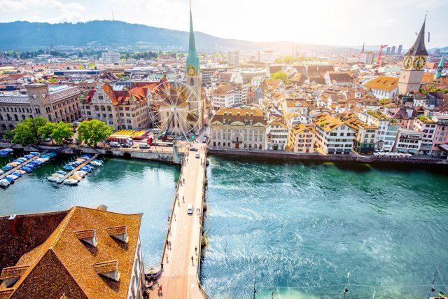 Top des villes les plus chères du monde
