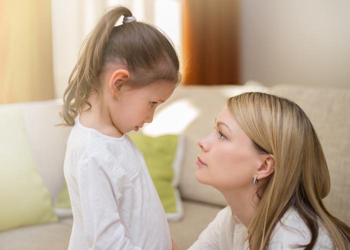 La peur transmissible aux enfants, selon une étude