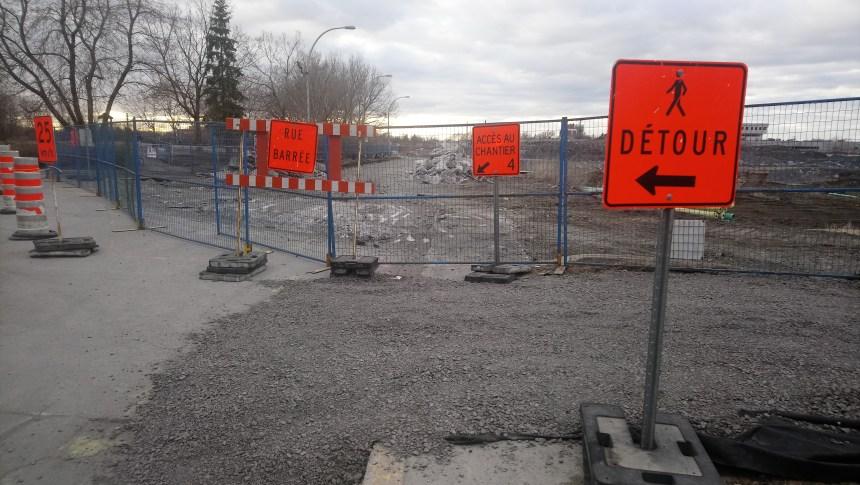 23 M$ de travaux aux abords du site Outremont