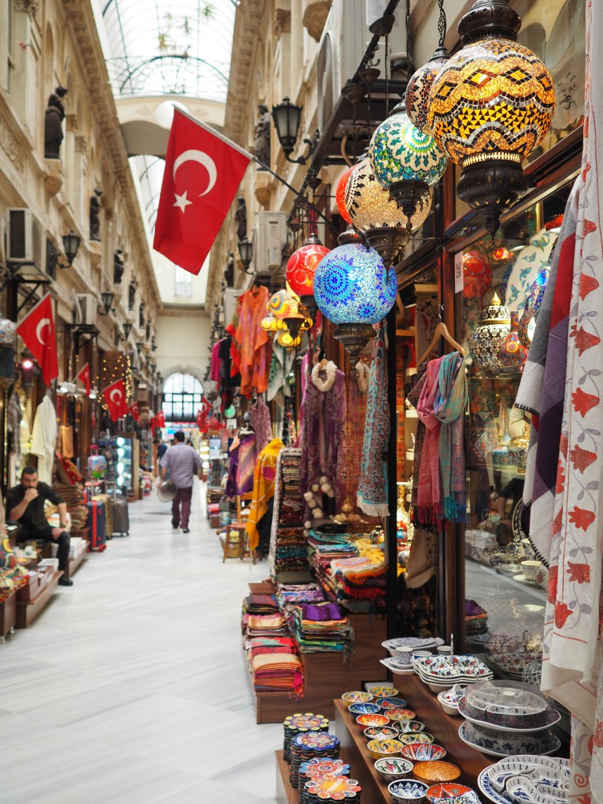 Éveiller ses sens à Istanbul
