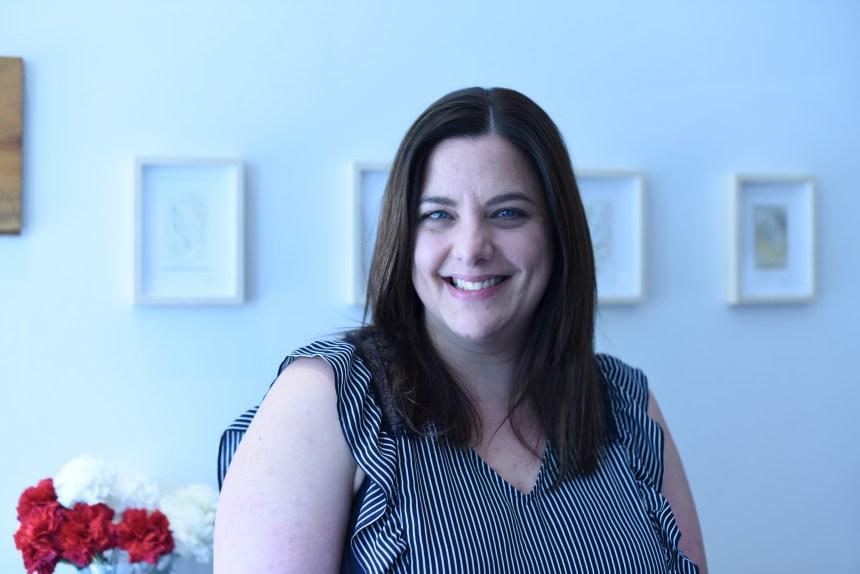 Vicky Michaud, candidate de la CAQ