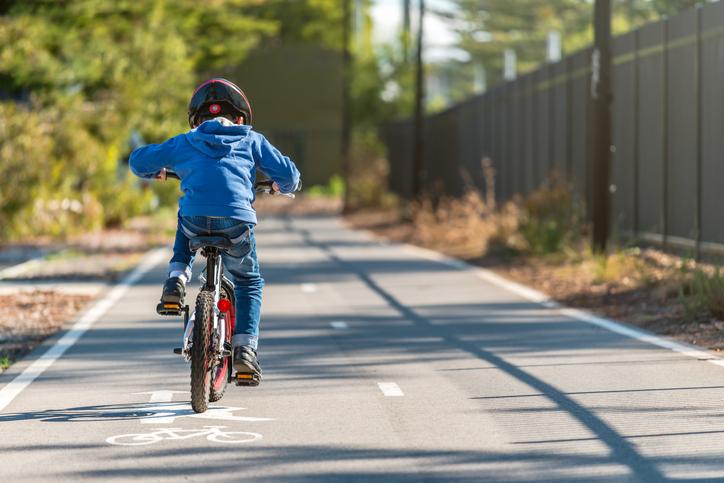 Faire du vélo pour réussir à l'école