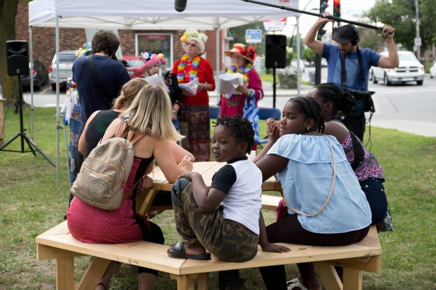 Le «hood» nord-montréalais au cœur d'une série documentaire