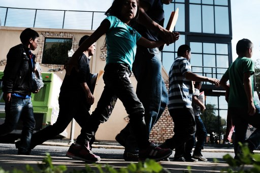 Les migrants expulsés des USA veulent repartir retrouver leurs enfants