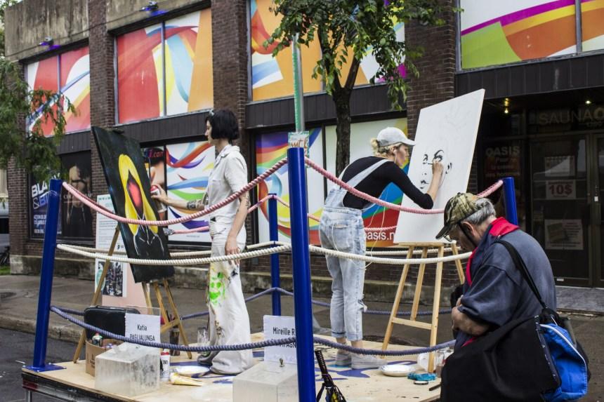 Festival Mtl en Arts: la 19e édition se met en branle