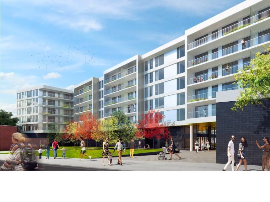 Un projet résidentiel qui inquiète à Outremont