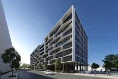 Projet de logements à Outremont