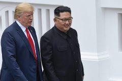 Trump invite Kim Jong-un à le rencontrer sur la Zone démilitarisée